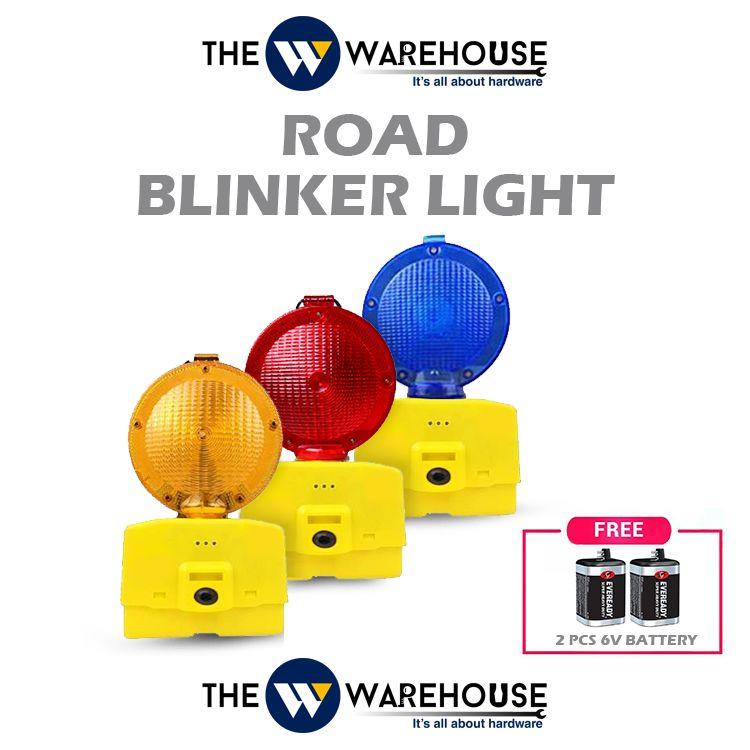 Road Blinker Light
