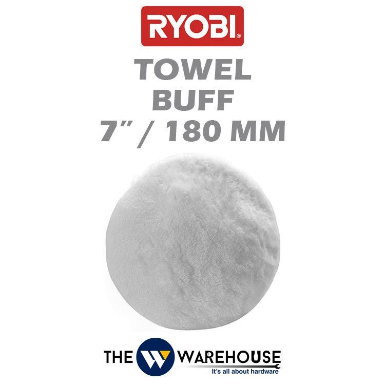 RYOBI Towel Buff