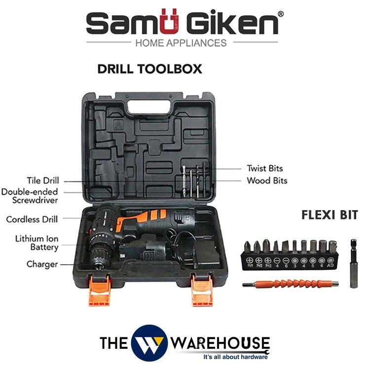 SamoGiken Drill Toolbox
