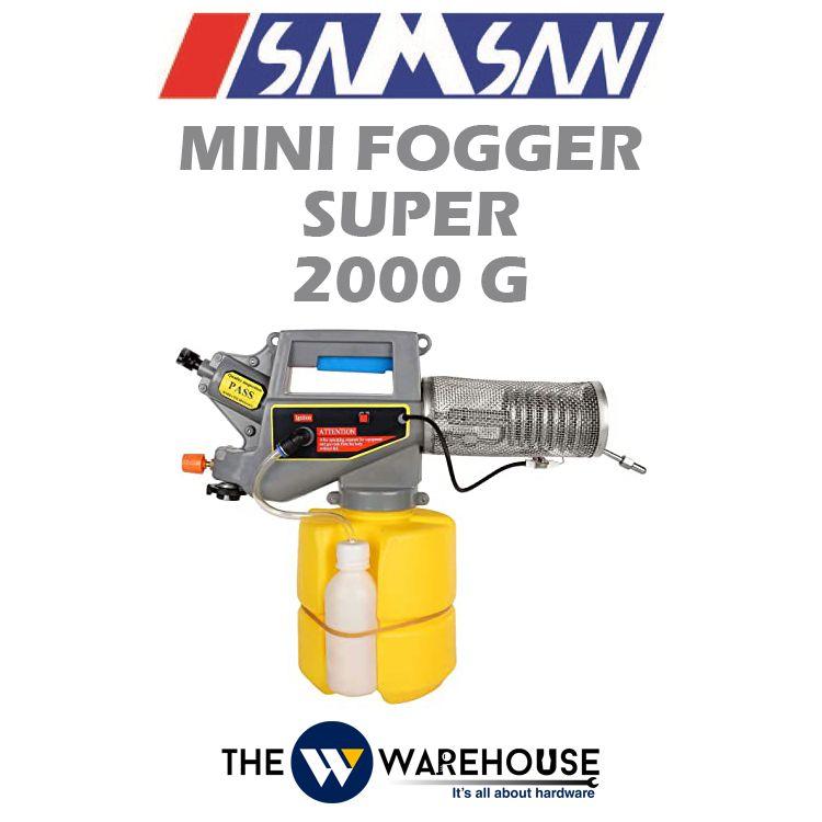 Samsan Mini Fogger Super 2000G