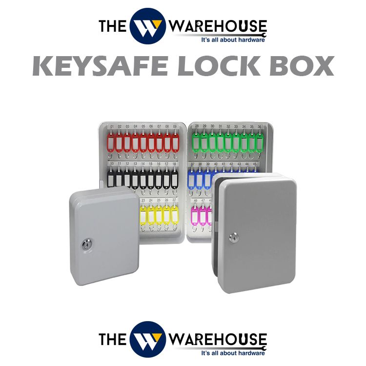 Key Safe Lock Box