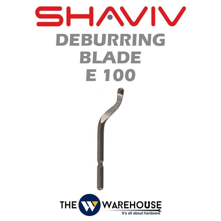 Shaviv Deburring Blade E100