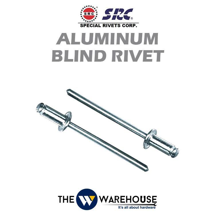 SRC Aluminum Blind Rivet