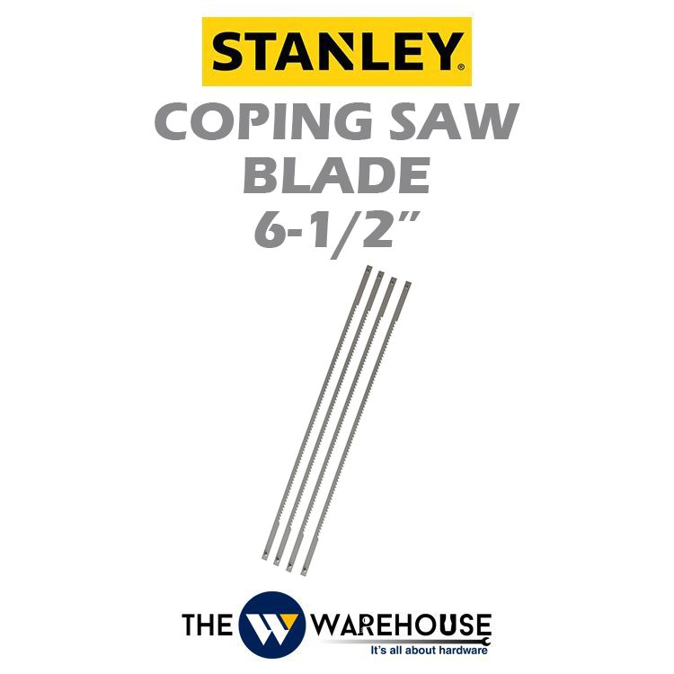 Stanley Coping Saw Blade 15-061