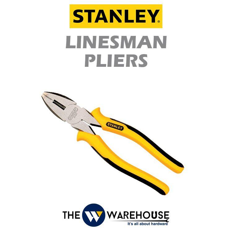 Stanley Linesman Pliers 84-029