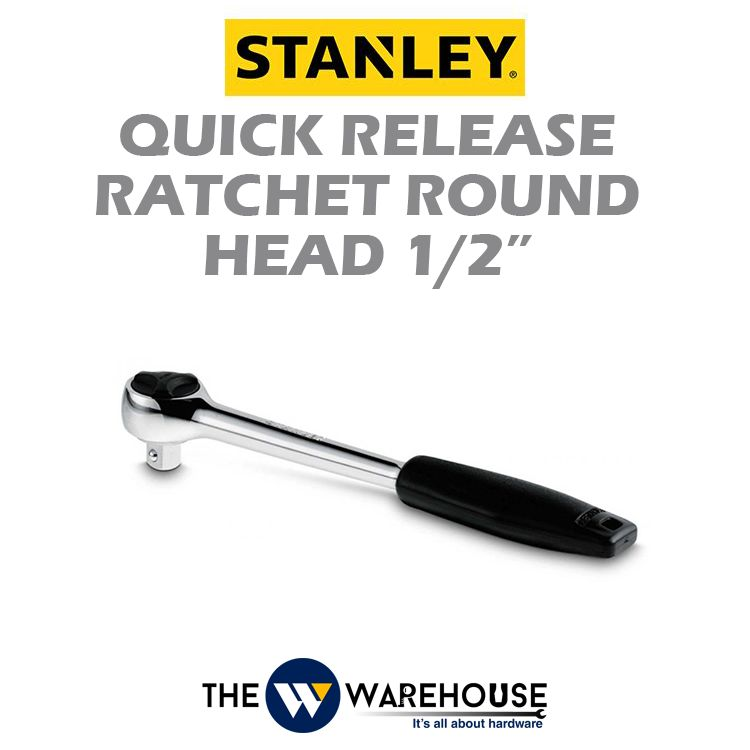 Stanley Quick Release Ratchet Round Head 86-397