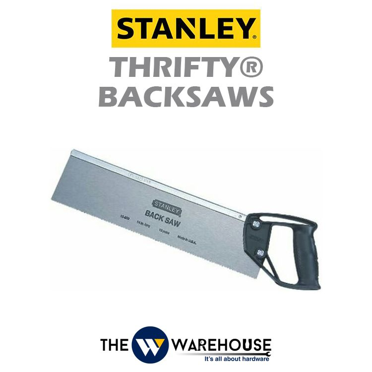 Stanley Thrifty® Backsaws 15-509