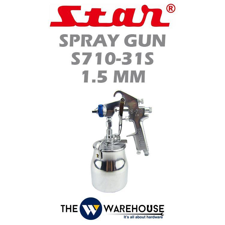 Star Spray Gun S710-31S