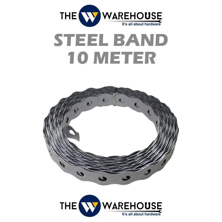 Steel Band 10 meter