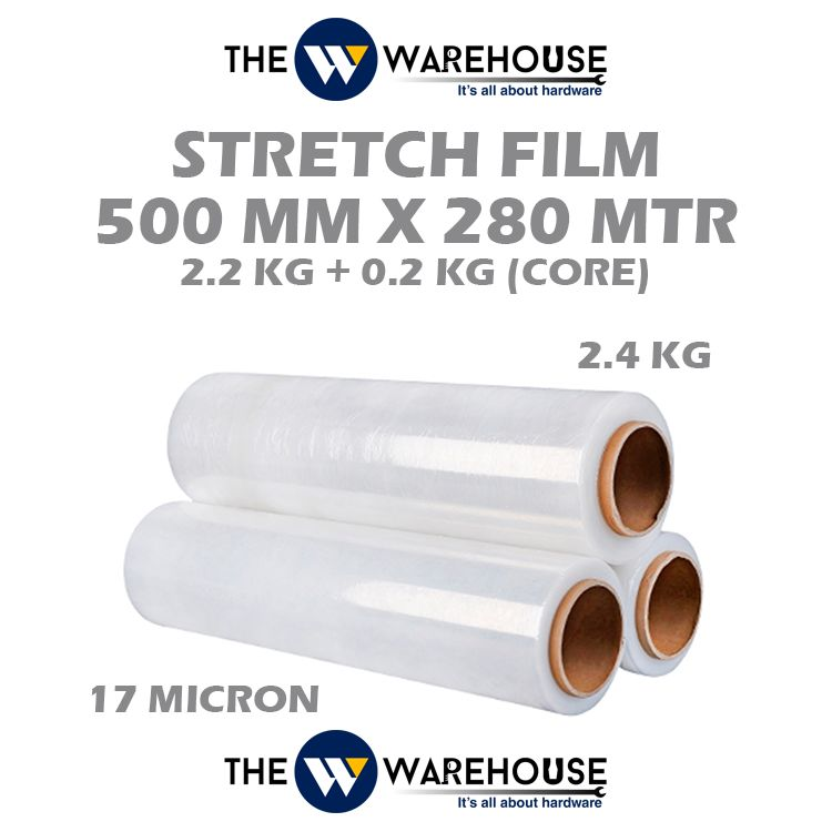 Stretch Film 500 mm