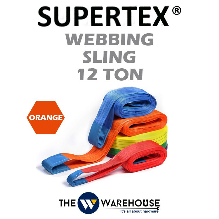 SuperTex Webbing Sling 12 ton