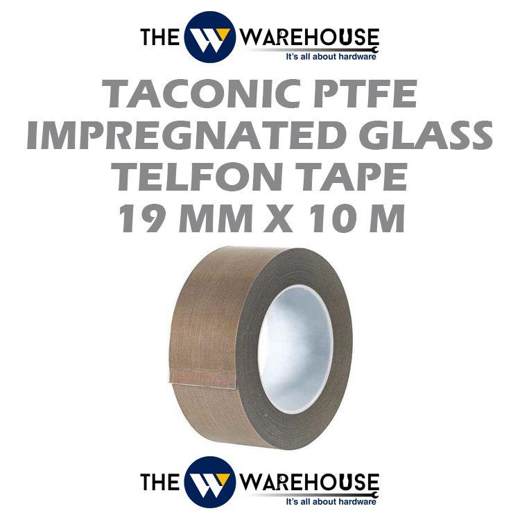 Taconic PTFE Impregnated Glass Telfon Tape 6085-03