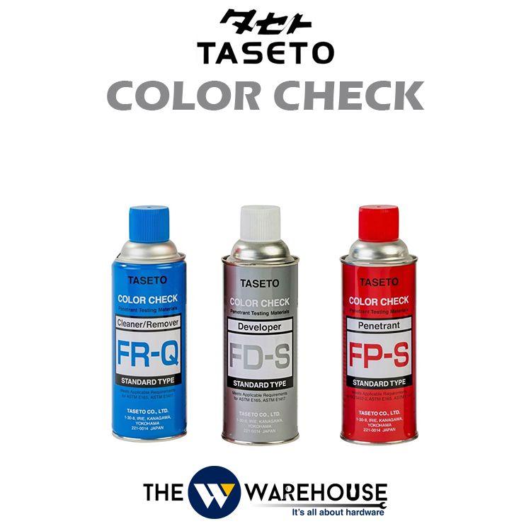 Taseto Color Check