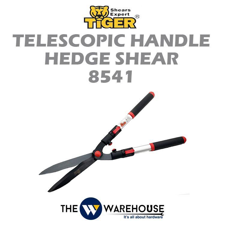 Tiger Telescopic Handle Hedge Shear 8541