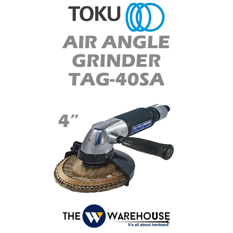 Toku Air Angle Grinder TAG-40SA