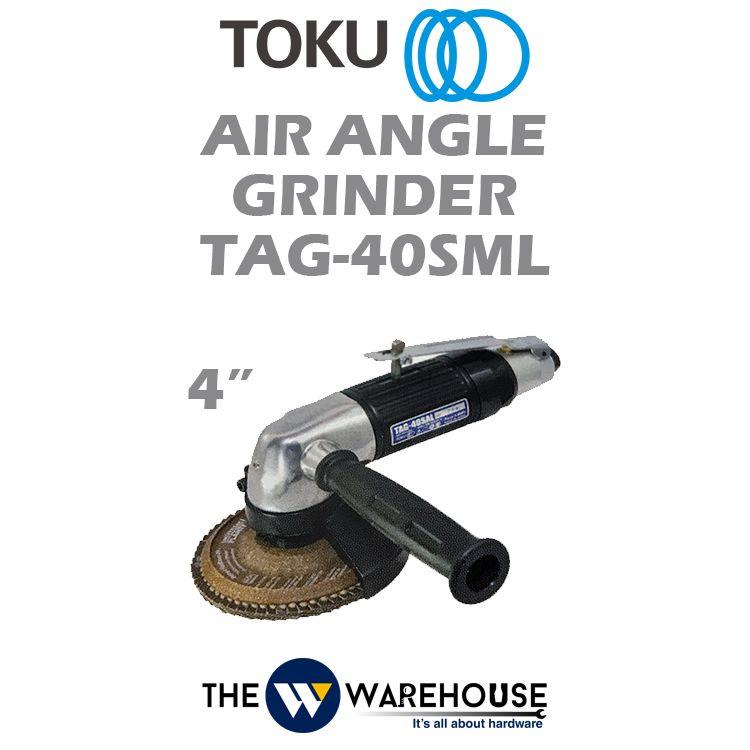 Toku Air Angle Grinder TAG-40SML