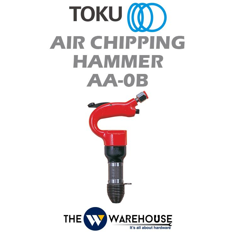 Toku Air Chipping Hammer AA-0B