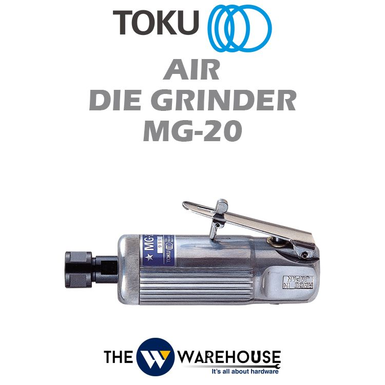 Toku Air Die Grinder MG-20