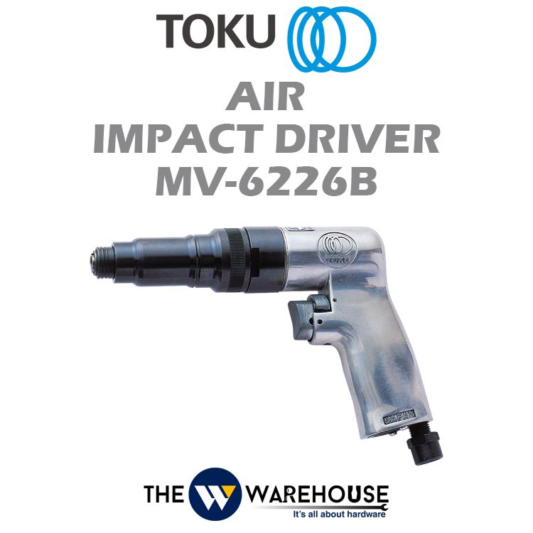 Toku Air Impact Driver MV-6226B