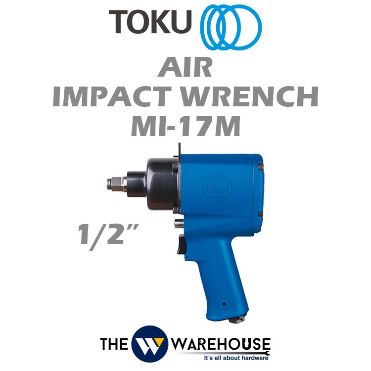 Toku Air Impact Wrench MI-17M