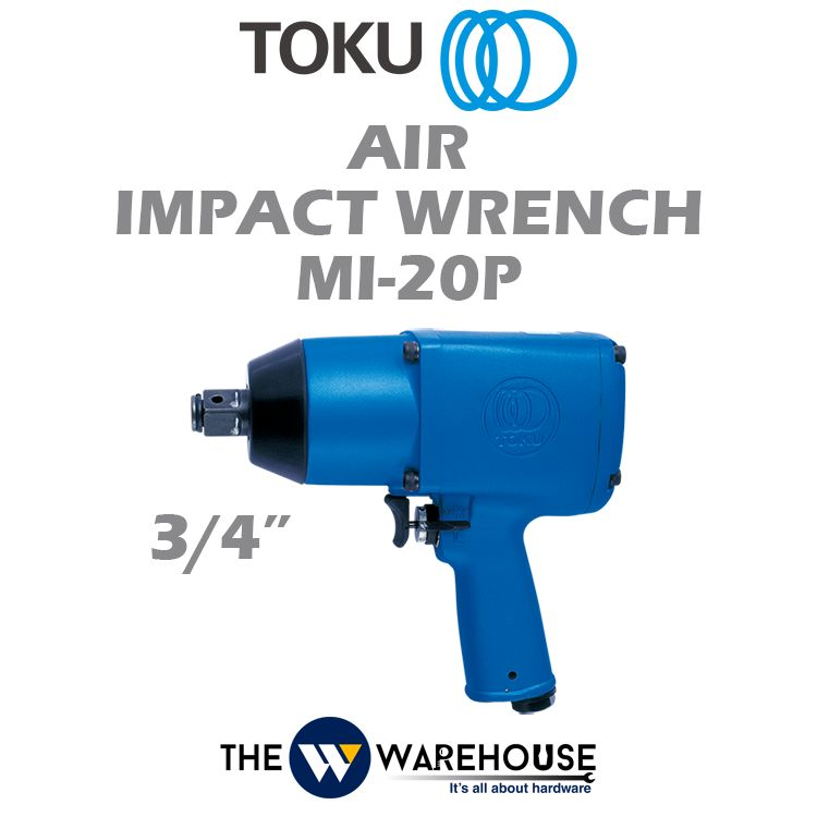 Toku Air Impact Wrench MI-20P