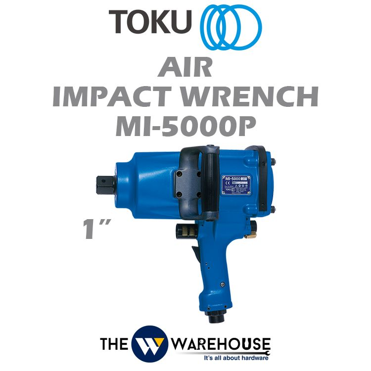 Toku Air Impact Wrench MI-5000P