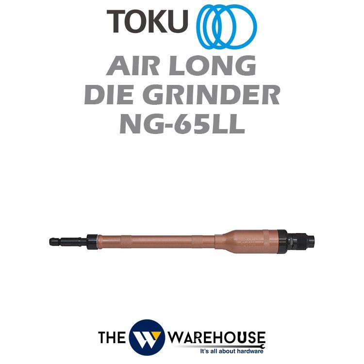 Toku NKS Air Long Die Grinder NG-65LL