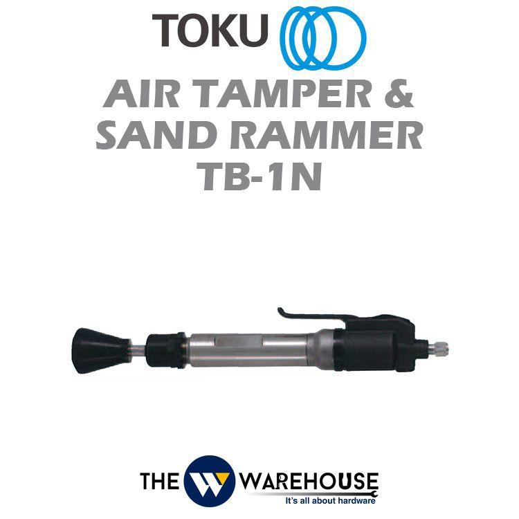 Toku Air Tamper & Sand Rammer TB-1N