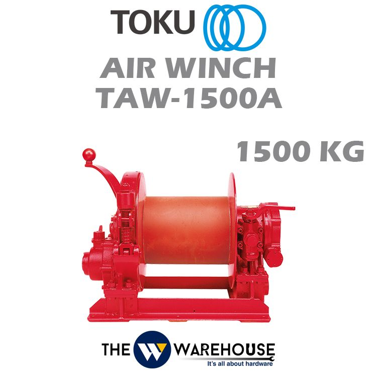 Toku Air Winch TAW-1500A