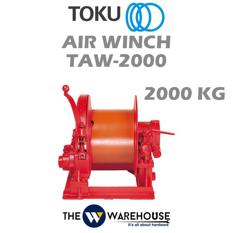 Toku Air Winch TAW-2000
