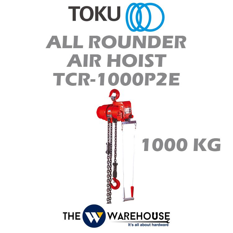 Toku Air Hoist TCR-1000P2E