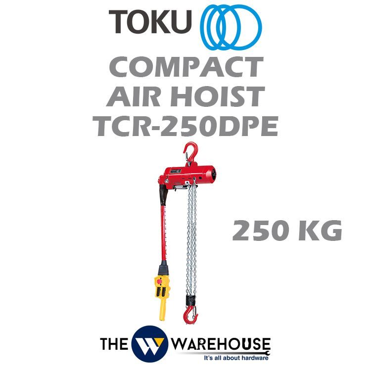 Toku Air Hoist TCR-250DPE