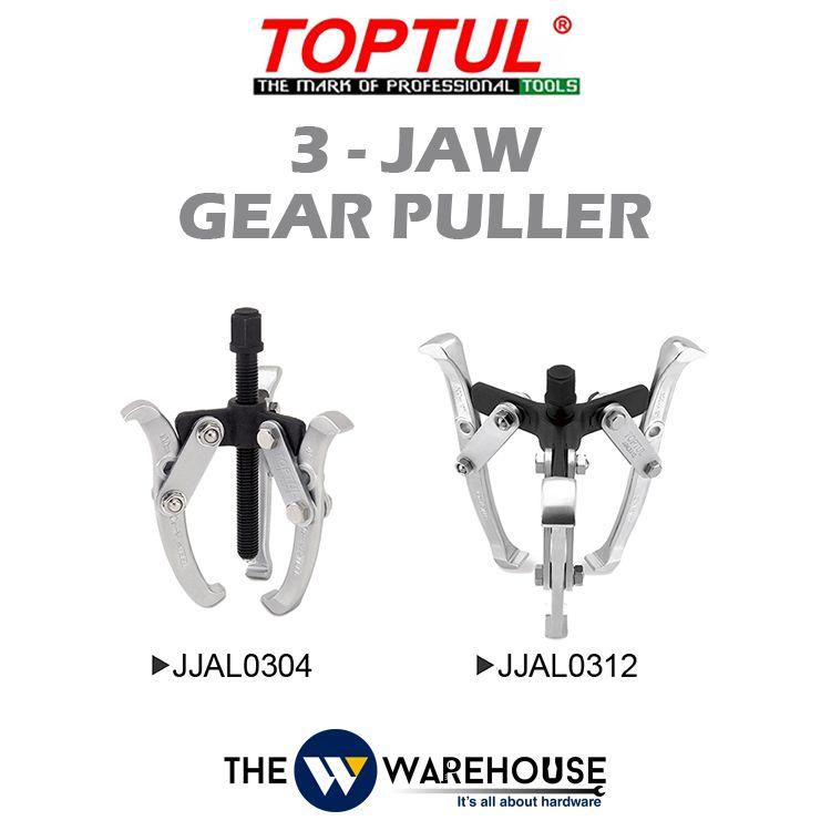 TOPTUL 3-Jaw Gear Puller