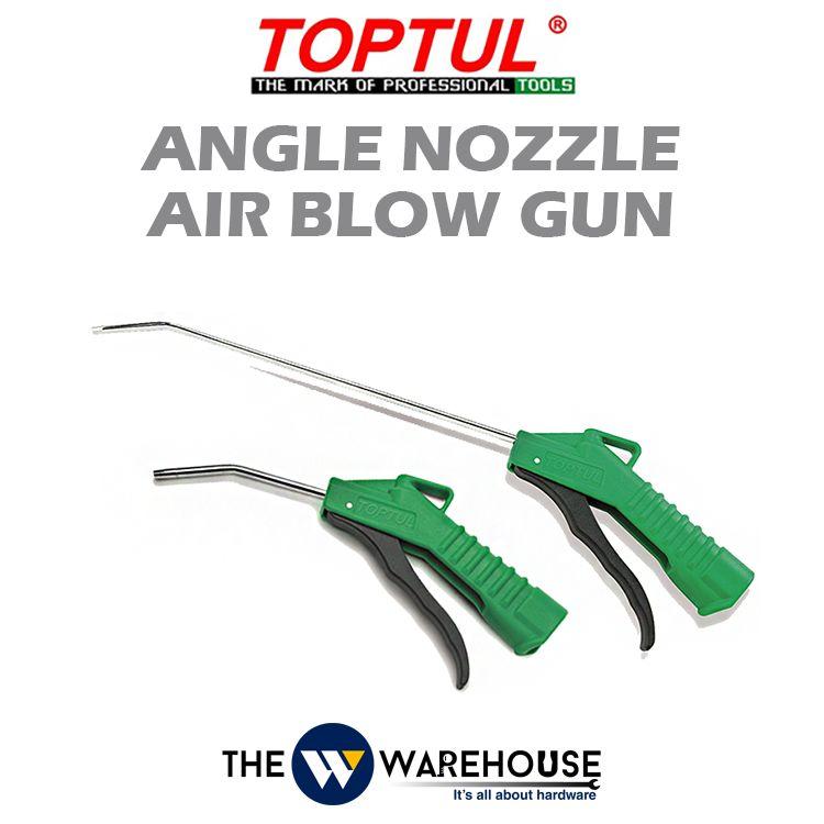 TOPTUL Angle Nozzle Air Blow Gun - KAGA Series
