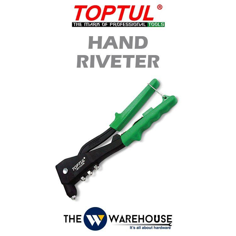 TOPTUL Hand Riveter