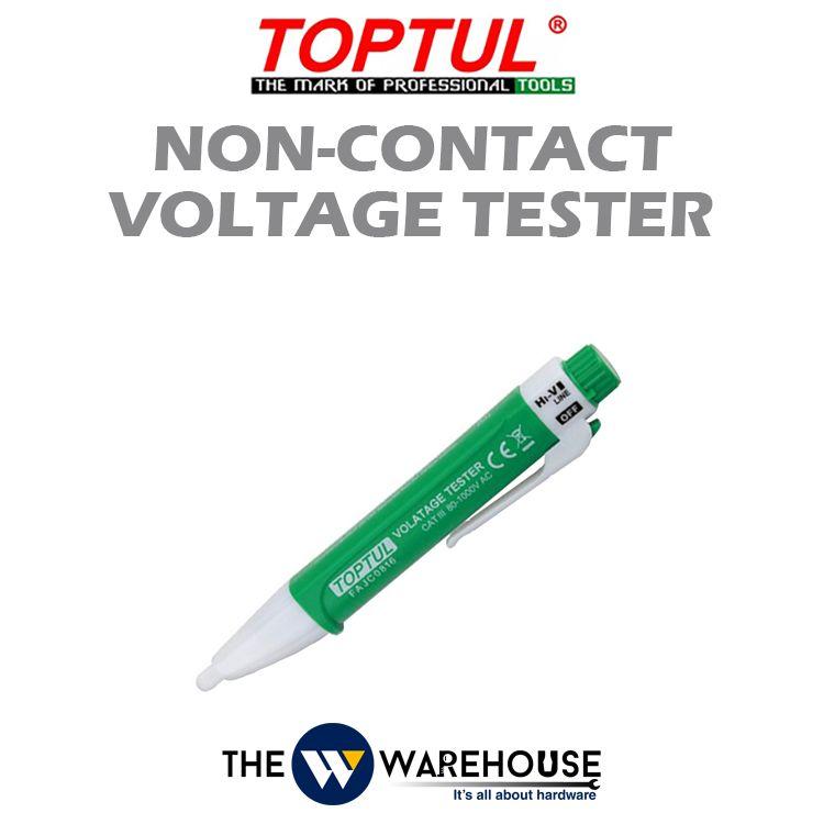 Toptul Non-Contact Voltage Tester FAJC0816