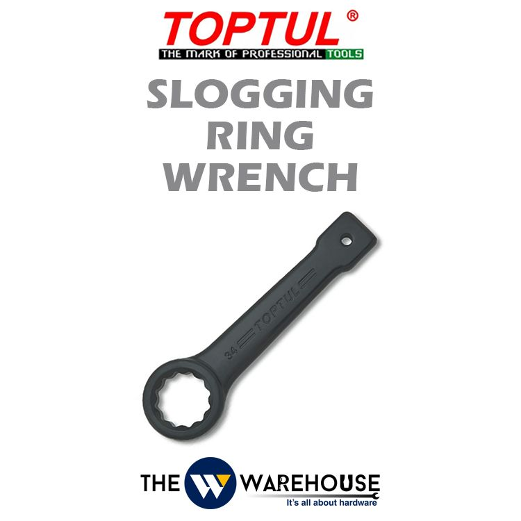 TOPTUL Slogging Ring Wrench - AAAR Series