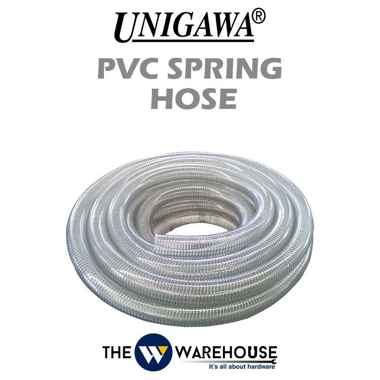 Unigawa PVC Spring Hose