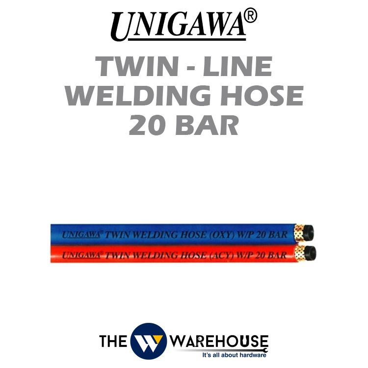 Unigawa Twin-Line Welding Hose 20 bar