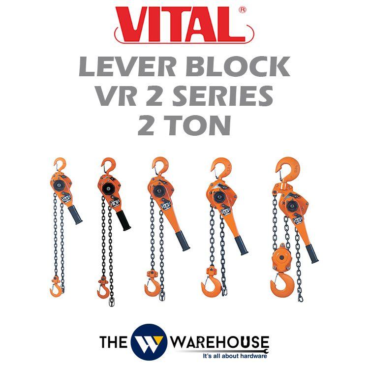 Vital Lever Block VR2 Series 2 ton