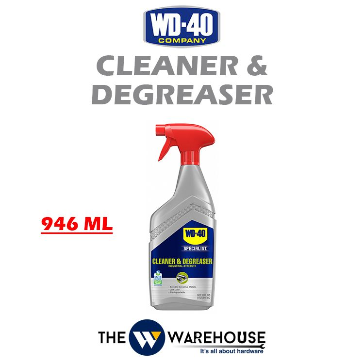 WD-40 Specialist Cleaner & Degreaser