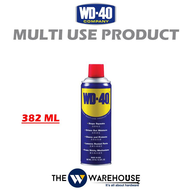 WD-40 Multi Use Product 382 ml