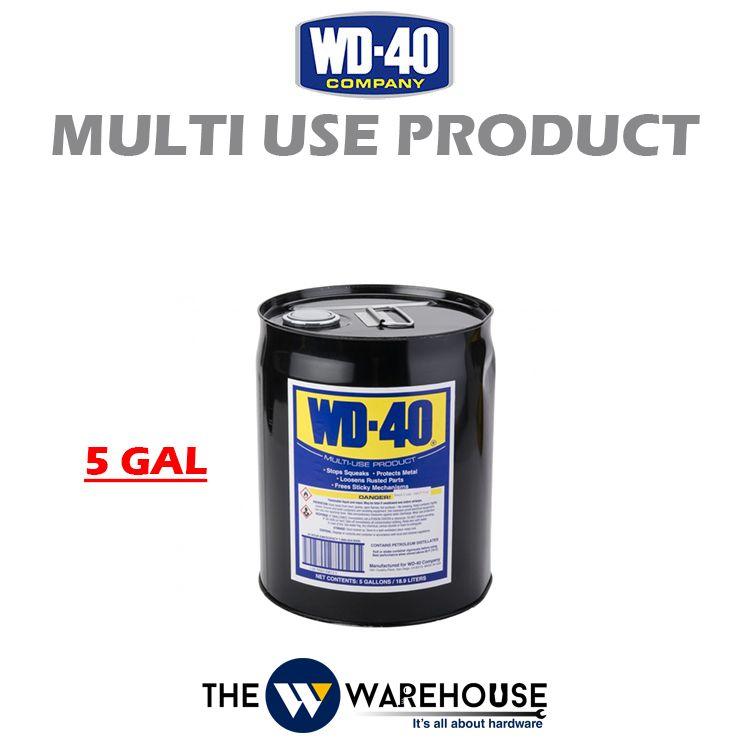 WD-40 Multi Use Product 5 Gallon