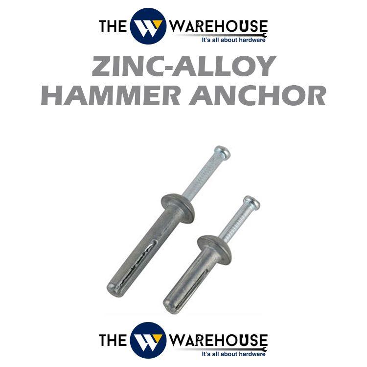 Zinc-Alloy Hammer Anchor