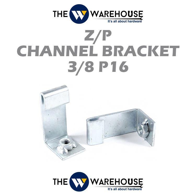 Z/P Channel Bracket