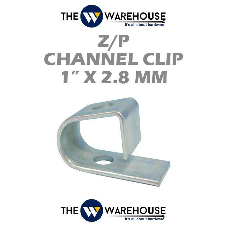 Z/P Channel Clip